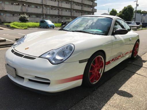 Porsche 911 996 GT3RS